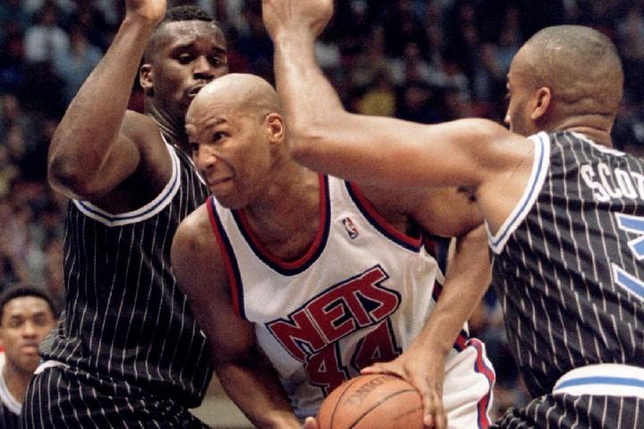 """「俺はあの""""ヘタレ""""の上からダンクを叩き込んだ」シャックに""""NBAの洗礼""""を浴びせたビッグマンが当時を回想   THE DIGEST"""
