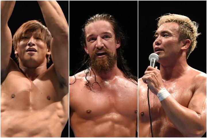 プロレス 新 結果 日本