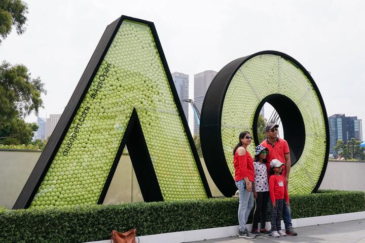 2021 オーストラリア オープン