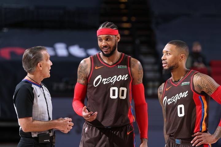 """窮地のチームを救うカーメロ・アンソニー。今季中に""""NBA歴代10傑 ..."""