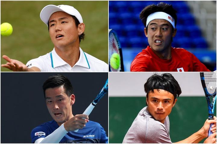 五輪男子テニスのドローが決定!シングルスの日本勢は全員がシード選手との激突に<SMASH>