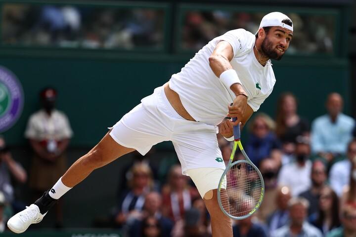 ウインブルドン準優勝のベレッティーニのサービスは何が男子テニスツアー随一なのか?<SMASH>