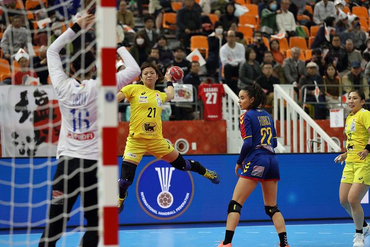 女子 ハンドボール 日本 代表