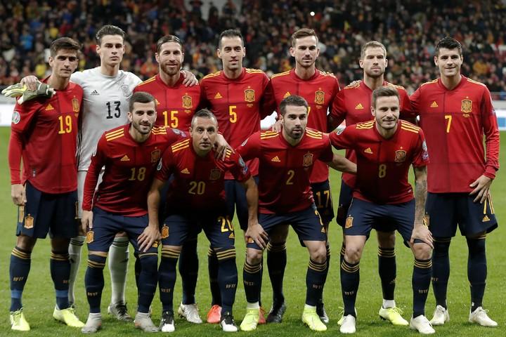 スペイン サッカー チーム